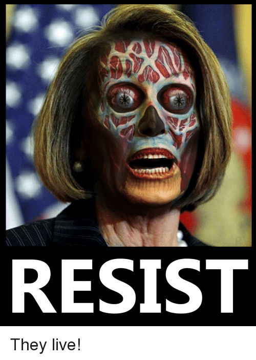 resist they live 24941179 resist live meme on me me,Resist Meme
