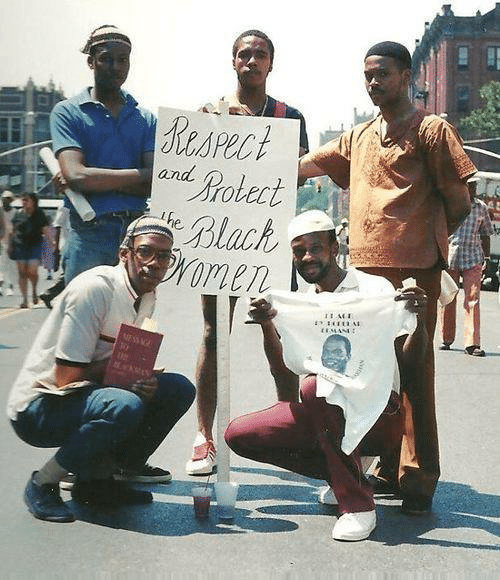 Respect, Black, and  Message: Respect  Rrotect  Black  romen  and  he  CEMANE  MESSAGE