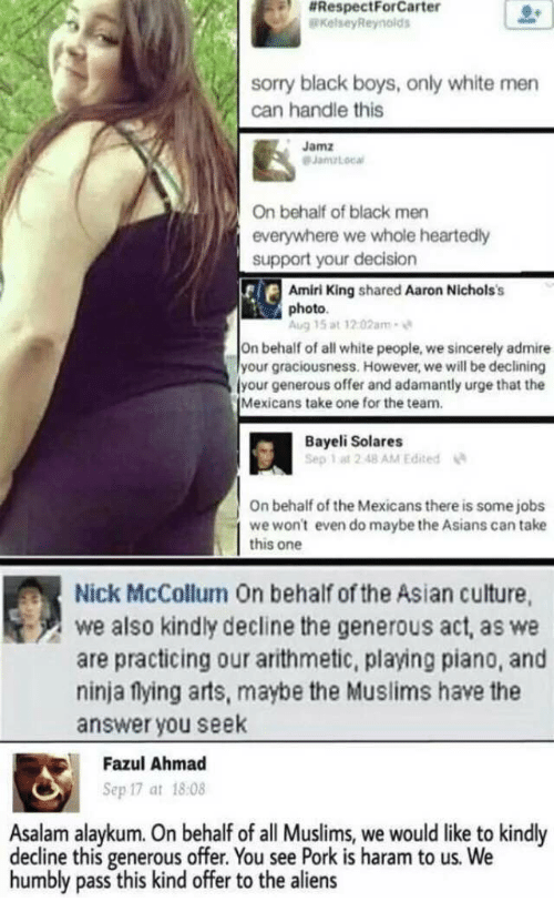 white people meet only asian
