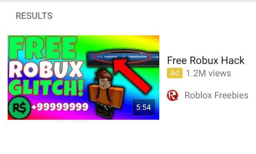 RESULTS ROBUX GLITCH! RS +99999999 1000000 1000000000 Log