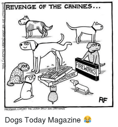 revenge of the canines facebookcomy off the lersa cartoons dogs
