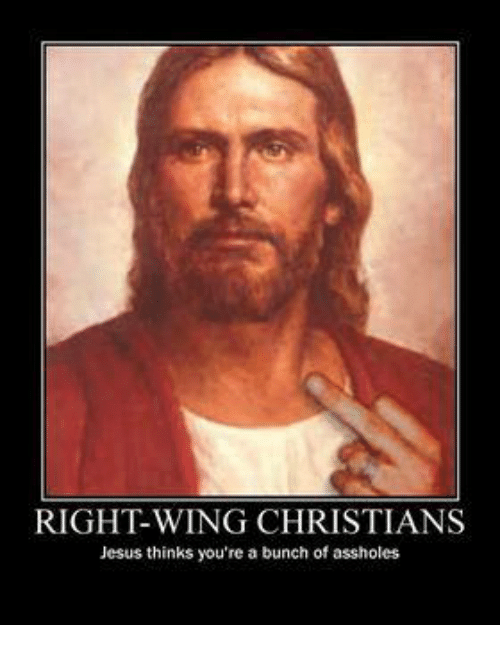 Pictures of right wing assholes