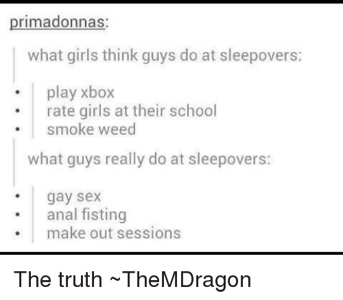 Same sex sex play at sleepovers
