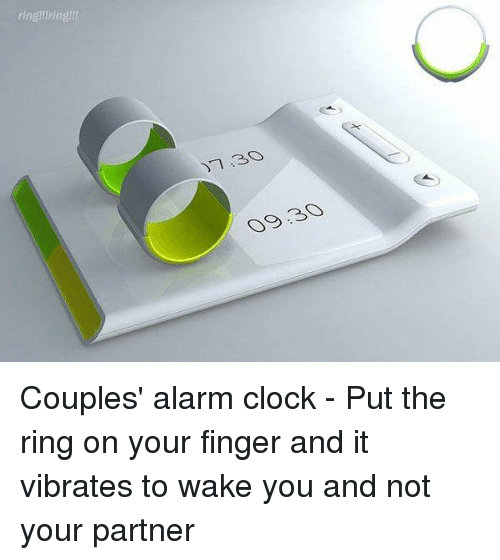 Use Vibration to Wake Up Without Disturbing Your Partner ...
