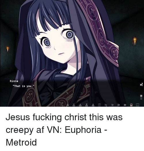 53afba52764787 Rinne That Is You Jesus Fucking Christ This Was Creepy Af VN ...