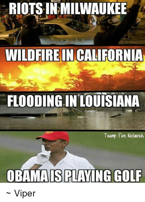 Riots In Milwaukee Wildfire In California Flooding In