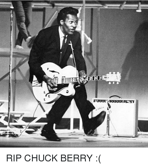 Chuck berry piss video