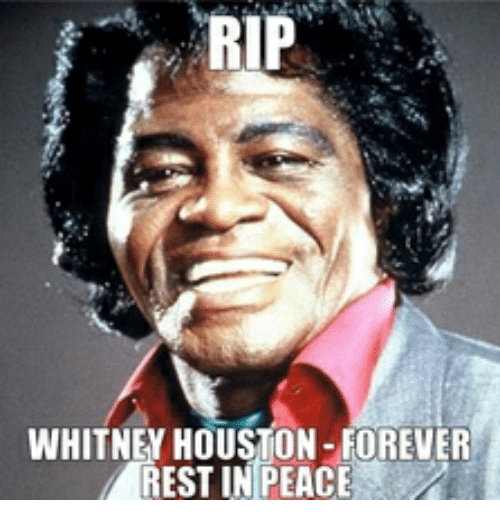 rip whitney houston forever rest in peace 16197759 rip whitney houston forever rest in peace whitney houston meme,Whitney Houston Memes
