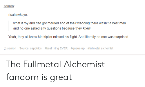 Fullmetal Alchemist dating quiz