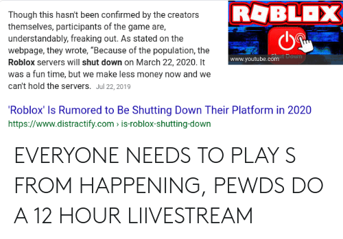 Roblex Though This Hasn T Been Confirmed By The Creators