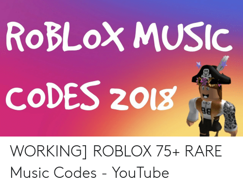 Roblox Music Codes 2013 Working Roblox 75 Rare Music Codes