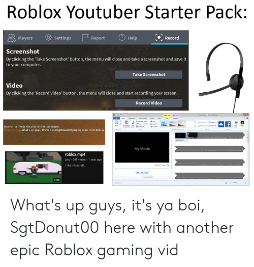 Your Roblox Account By Alqattansuliman On Deviantart Roblox Starter Pack Meme How To Get A Girlfriend On Royale High Roblox