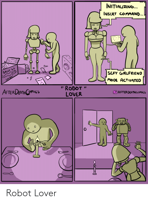 Robot and Lover: Robot Lover