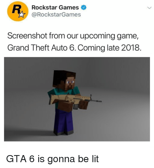 Rockstar Games Screenshot From Our Upcoming Game Grand Theft