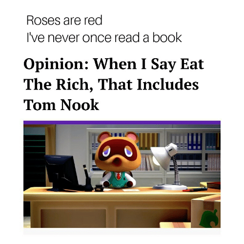 Eat The Rich Book