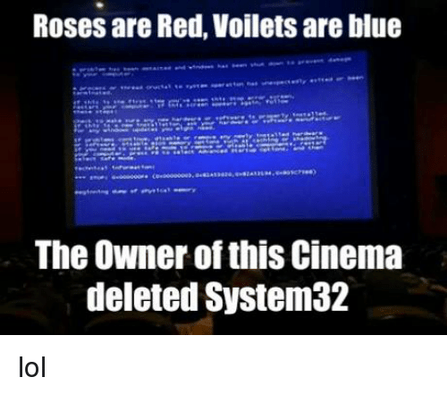 how to delete your system32