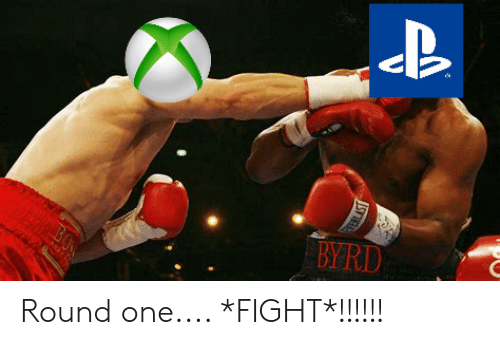 Round One *FIGHT*!!!!!! | Video Games Meme on ME ME