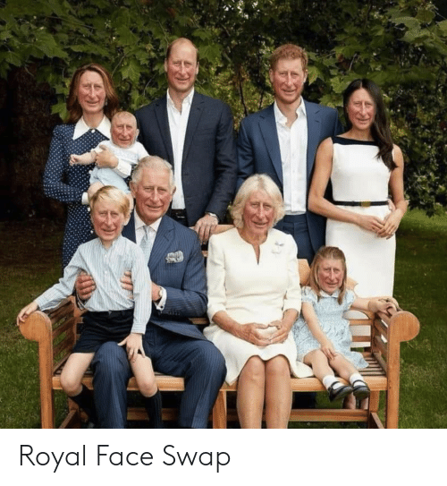 Funny, Face Swap, and Face: Royal Face Swap