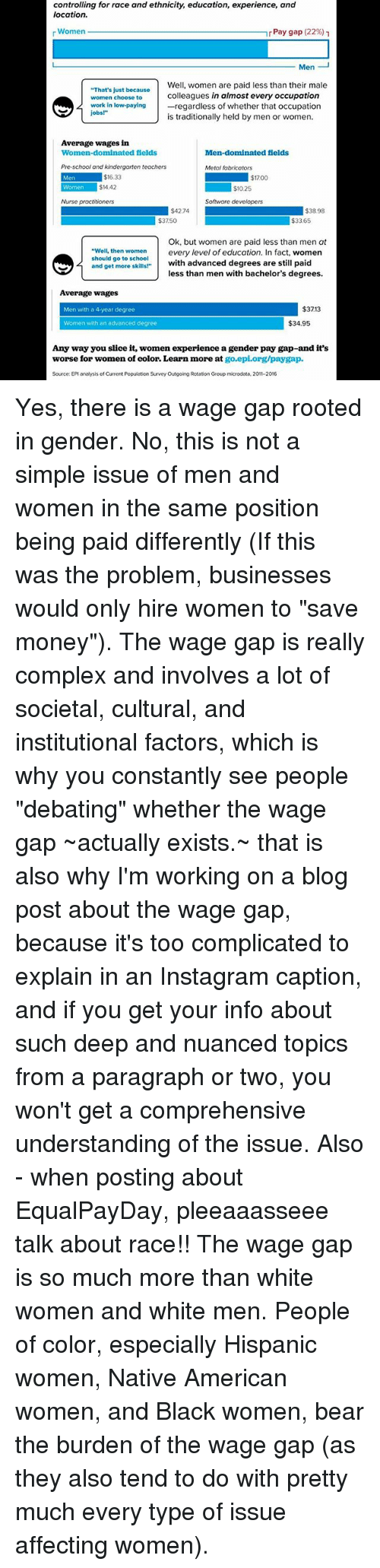 why women should get paid less then men What's really behind why women earn less than men to achieve to the most advanced and highly paid to a copy of the letter obtained by the atlantic.