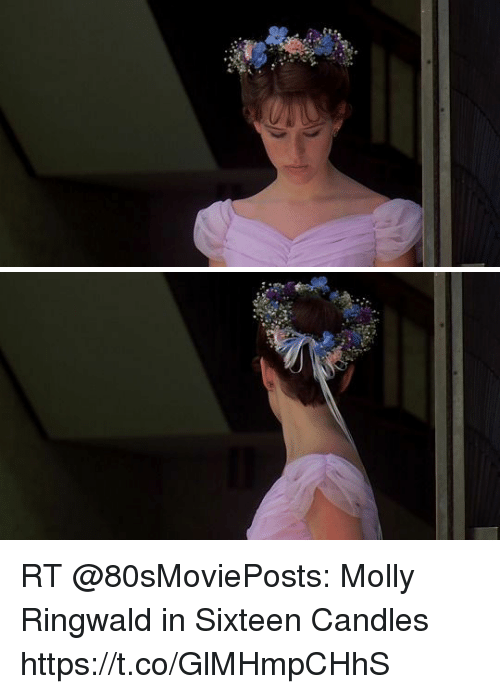Rt Molly Ringwald In Sixteen Candles Httpstcoglmhmpchhs Funny Meme