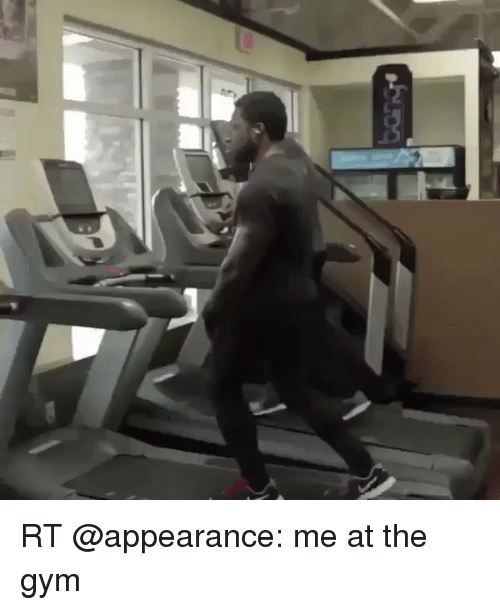 Rt Appearance Me At The Gym 17733539 Png