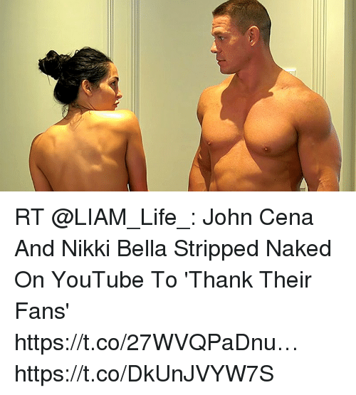 Does not john examples of cena nude can