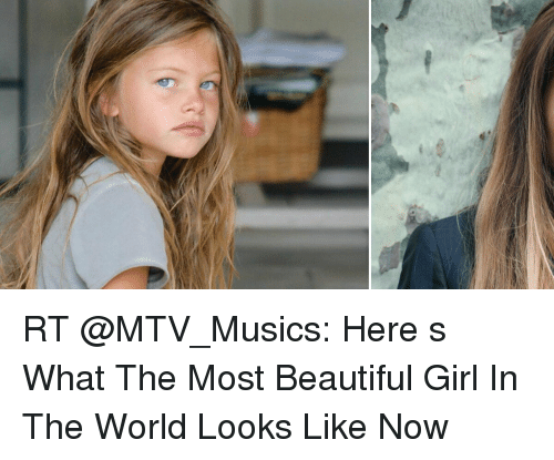 Funny The Most Beautiful Girl In The World Memes Of 2017 On