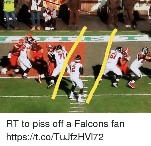Football, Nfl, and Sports: RT to piss off a Falcons fan https://t.co/TuJfzHVl72