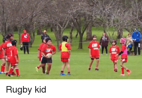 Rugby, Im Going to Hell for This, and Kid: Rugby kid