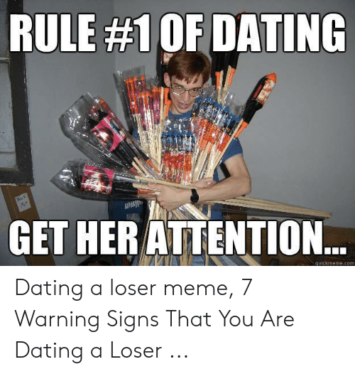 warning signs youre dating a loser