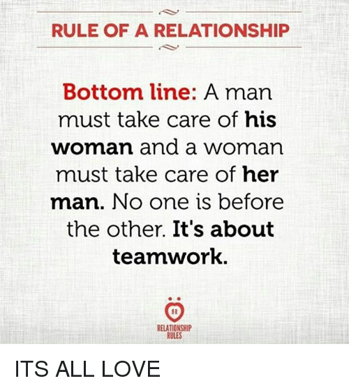 rules of a woman