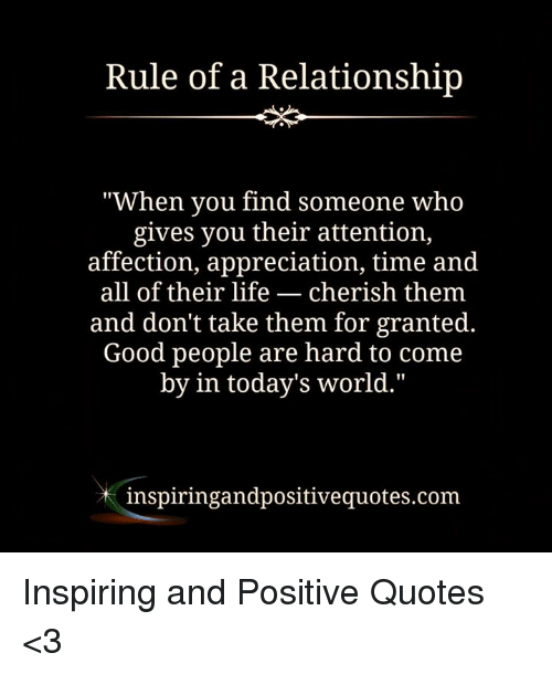 Image of: Optimistic Life Good And Quotes Rule Of Relationship Luvze Rule Of Relationship When You Find Someone Who Gives You Their