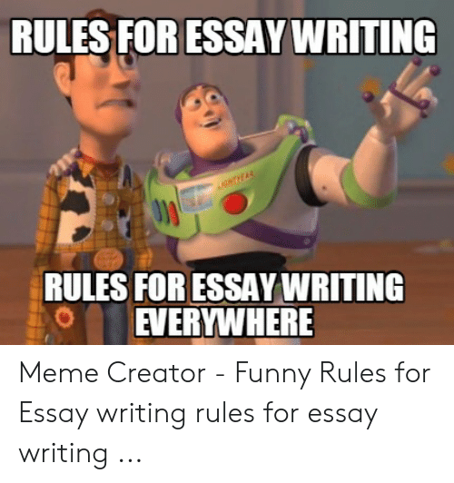 Rules For Essay Writing Arhtyear Rules For Essay Writing