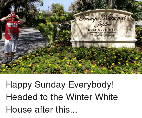Club, White House, and Winter: rum  GOLF CLUB & SPA  -PRIVATE  TIMBERS JUPITER