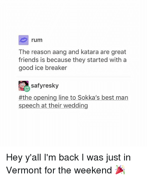 Friends Tumblr And Aang Rum The Reason Katara Are Great