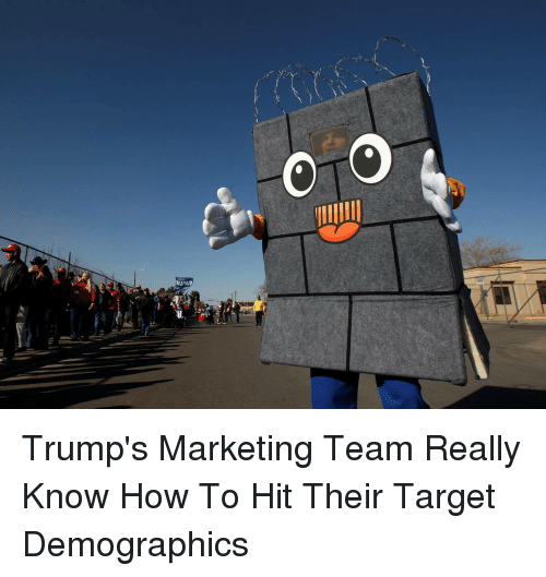 Politics, Target, and How To: RUMP