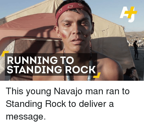 running to standing rock this young navajo man ran to 6430884 ✅ 25 best memes about navajo navajo memes