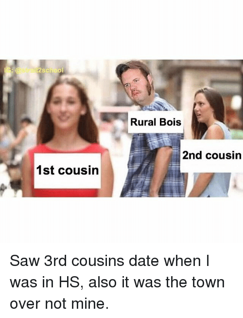 2nd cousin dating