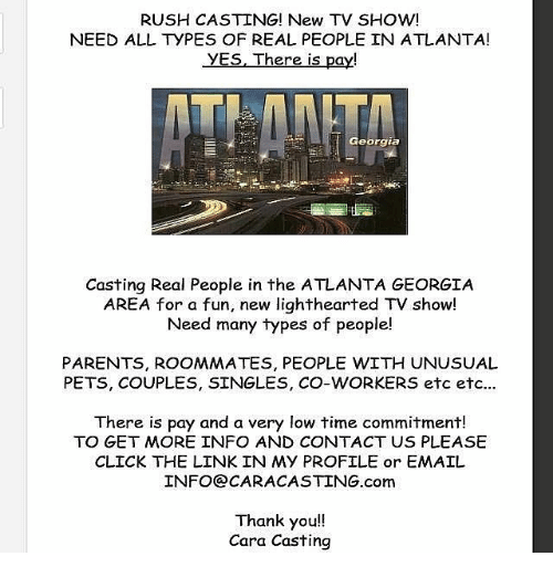 Roommate needed atlanta
