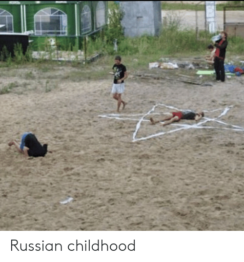 Russian and Childhood: Russian childhood