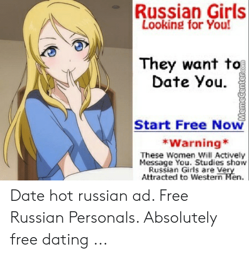 dating russian girl free