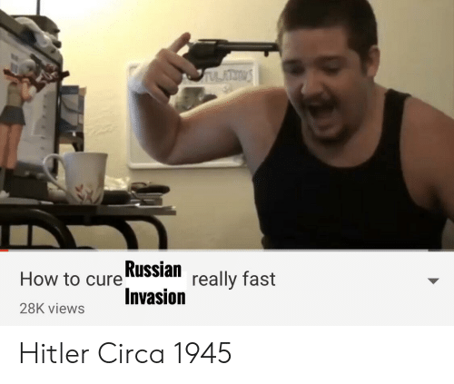 Hitler, How To, and Russian: Russian really fast  Invasion  How to  28K views Hitler Circa 1945
