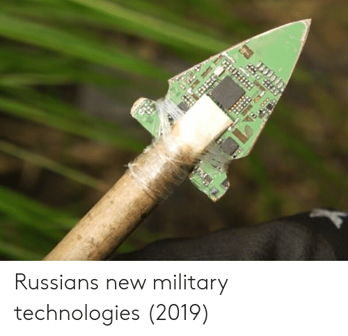 Russians New Military Technologies 2019 | Military Meme on ME ME