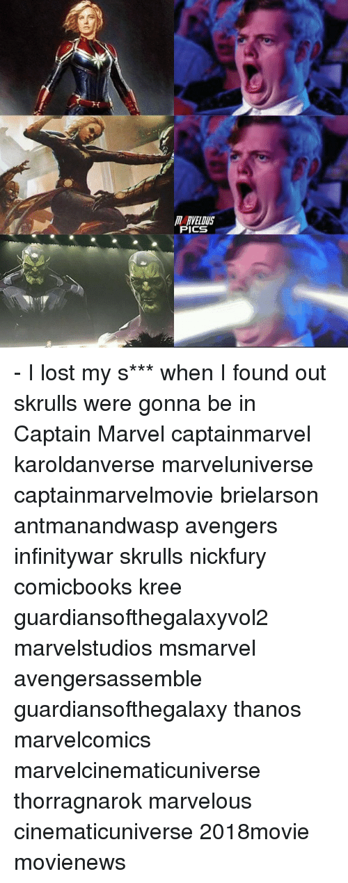 Ryelou Ics I Lost My S When I Found Out Skrulls Were Gonna Be