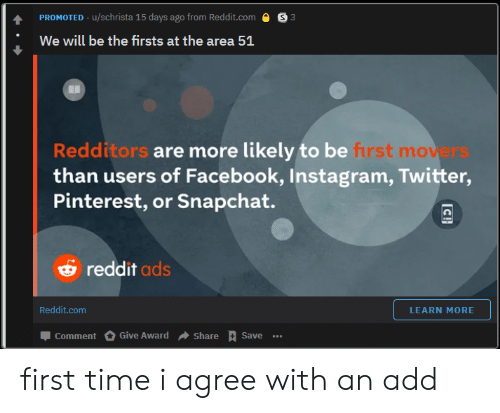 S 3 PROMOTED Uschrista 15 Days Ago From Redditcom We Will Be the