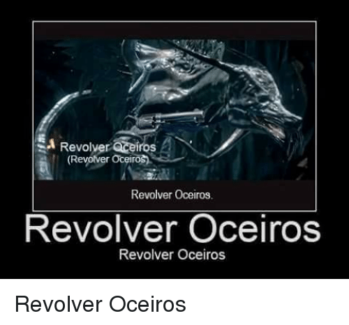 Love Each Other When Two Souls: SA Revolver Aceiros Revolver Oceiro Revolver Oceiros