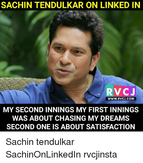 my dream to meet sachin tendulkar My dream was not only mine, it was a shared by a billion plus people: tendulkar   sachin tendulkar poses with the icc cricket world cup trophy, at the   producer) met me in 2012, his idea was that the lives of other sports.