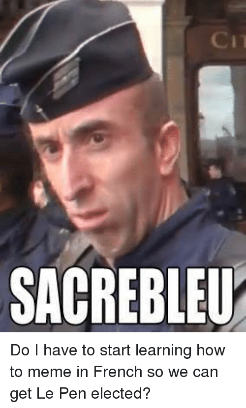 sacrebleuy do i have to start learning how to meme 6615487 ✅ 25 best memes about memes in french memes in french memes
