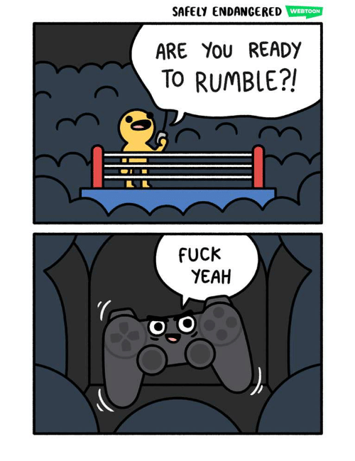 Fuck yeah sex rumble