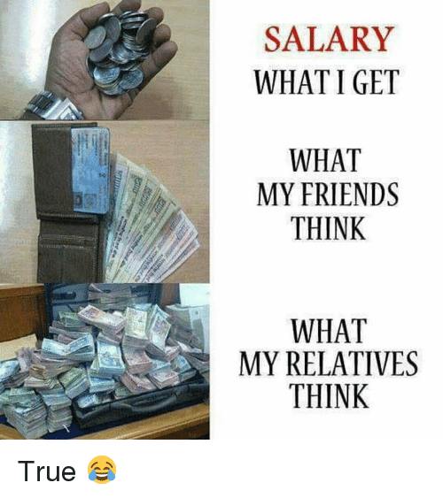 25+ Best Memes About Salary